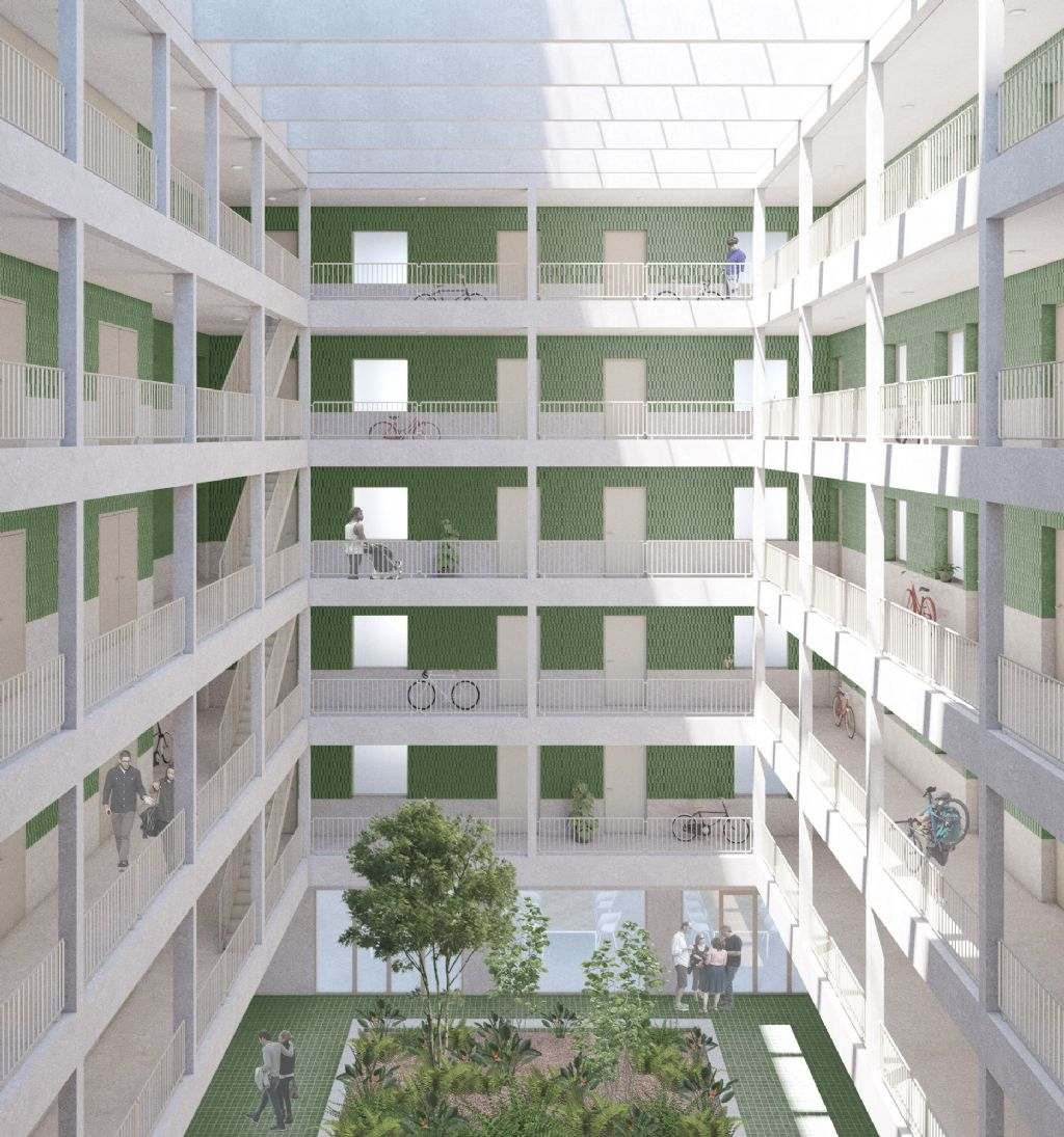Woonproject Dockside zet in op collectieve kwaliteiten (TRANS, V+, ms-a)