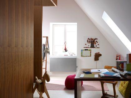 Met hun sober en strakke design zijn deze convectoren geschikt voor elk interieur, zowel in particuliere woningen als in grote gebouwen.