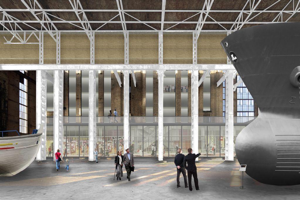 Elektriciteitscentrale van Langerbrugge: herbestemmingsvoorstel tot scheepvaartmuseum