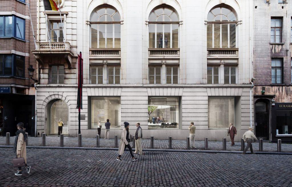 Le projet du nouveau Musée juif de Belgique démarre