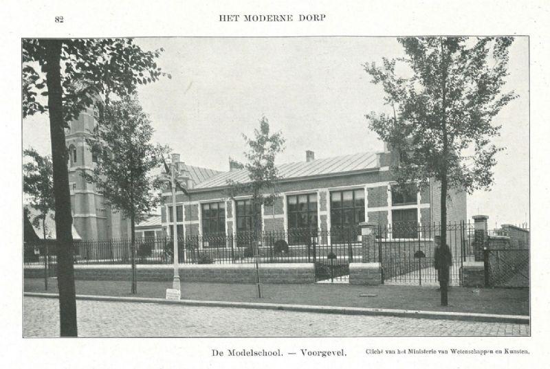 Het Moderne Dorp - Modelschool