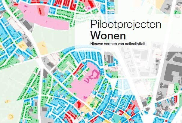 Presentatie masterplannen Pilootprojecten Wonen