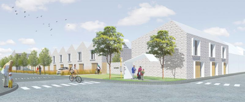 Atelier M Architects + Planners wint ontwerpwedstrijd Transfosite