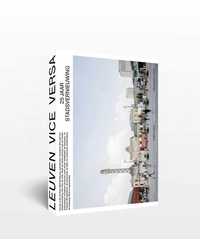 Wedstrijd + recensie (Filip Canfyn): Leuven Vice Versa