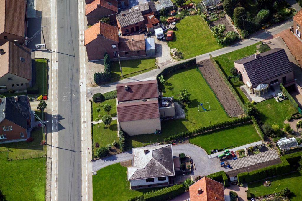 En Flandre, le 'stop à l'urbanisation' est prévu pour 2040. Mais l'étalement urbain est nettement plus présent qu'en Wallonie...