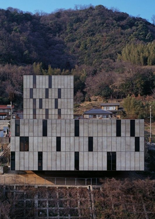 Residential Building of the Year - Multiple Occupancy: Seto; Fukuyama-shi, Hiroshima / Mount Fuji Architects Studio