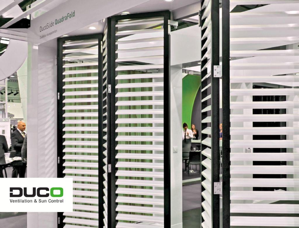 Duco breidt aanbod architecturale zonwering uit