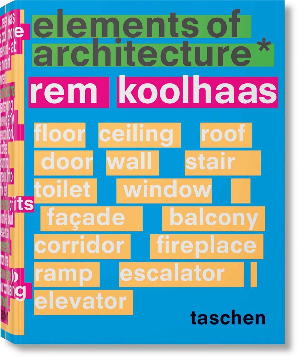 A lire : L'encyclopédie de Rem Koolhaas : une véritable brique !