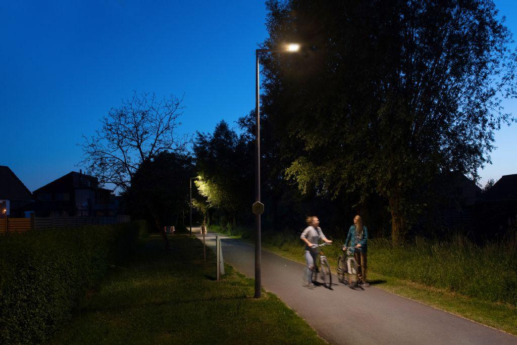 Slimme en duurzame verlichting op zonne-energie