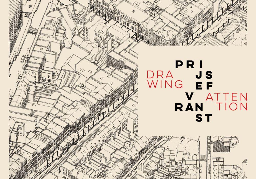 Prijs Jef Van Ranst 2021 wordt uitgereikt op Festival van de architectuur