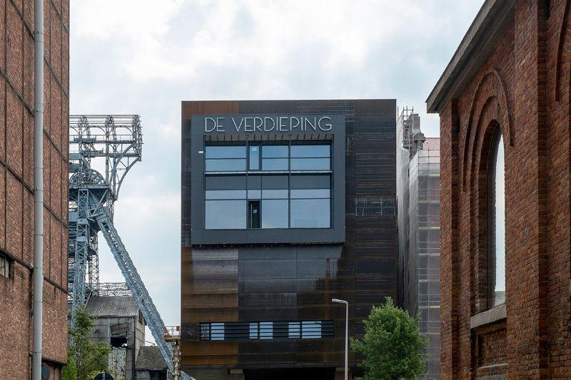 De Verdieping: een gebouw waar oud en nieuw samenkomen.