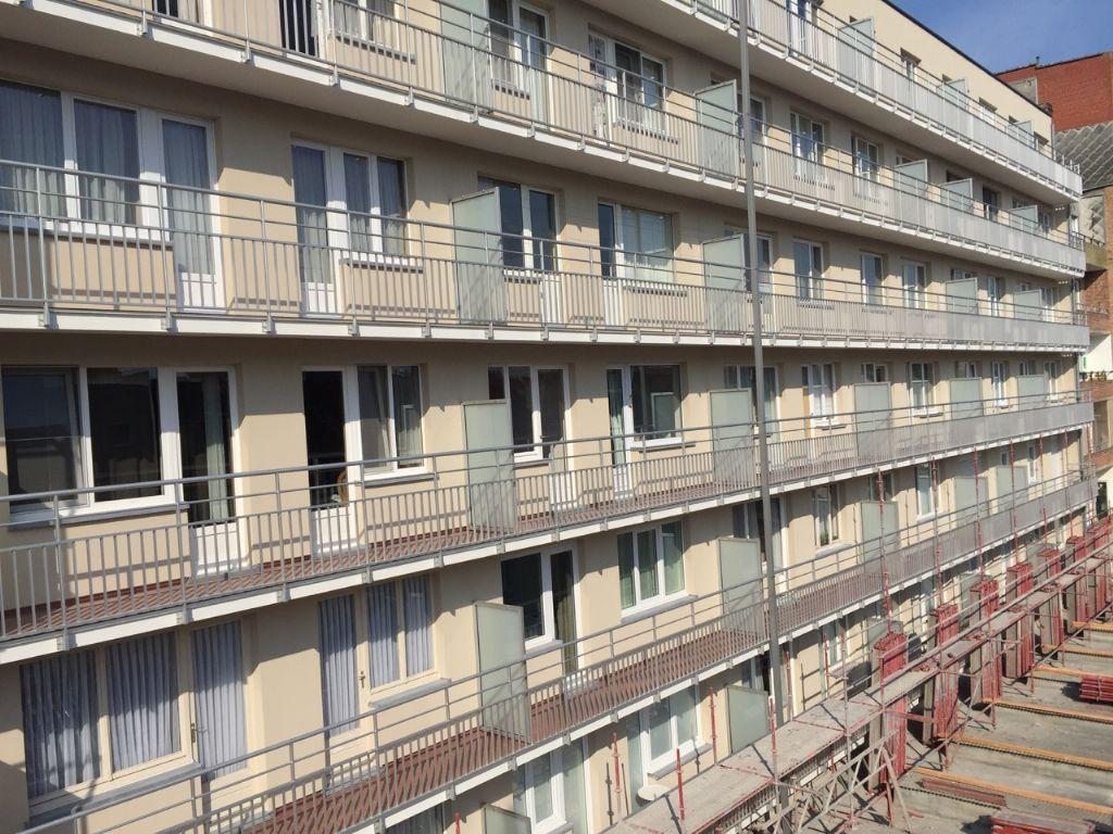 Balkons L'Aiglion in het nieuw dankzij Sika Balcony Premium System