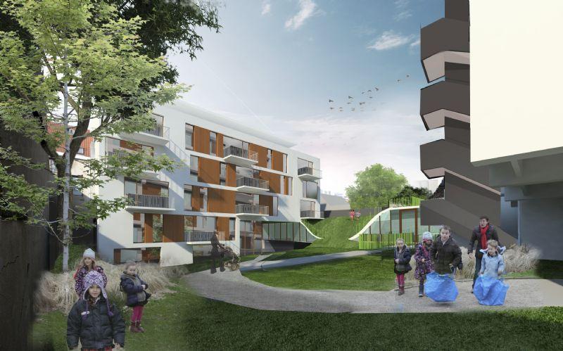 Beliris begint deze herfst aan de renovatie van gebouwencomplex Linné-Plantes in Sint-Joost-ten-Node.