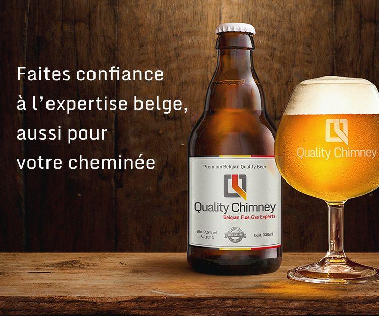 Charter én kwaliteitslabel voor Belgische invoerders en fabrikanten van rookkanalen