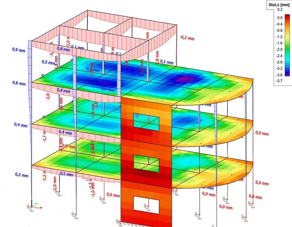 SCIA lance une nouvelle version de SCIA Engineer