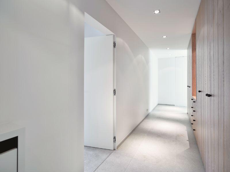 Argenta invisible concept op Batibouw 2016: onzichtbaar van deurkader tot plint