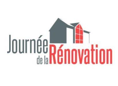 La Journée de la Rénovation en Wallonie et à Bruxelles, c'est le 7 juin !