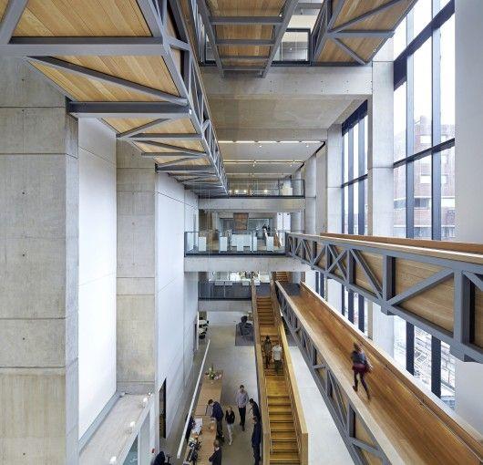 Klant van het jaar: Manchester Metropolitan University, klant van Feilden Clegg Bradley's Manchester School of Art.
