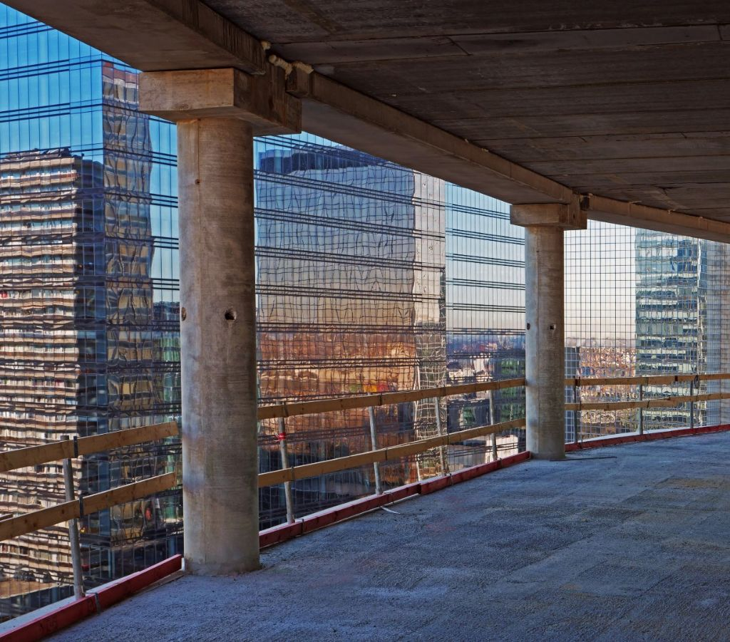 Möbius Tower, lauréat de l'Outstanding Precast Award in Flexibility