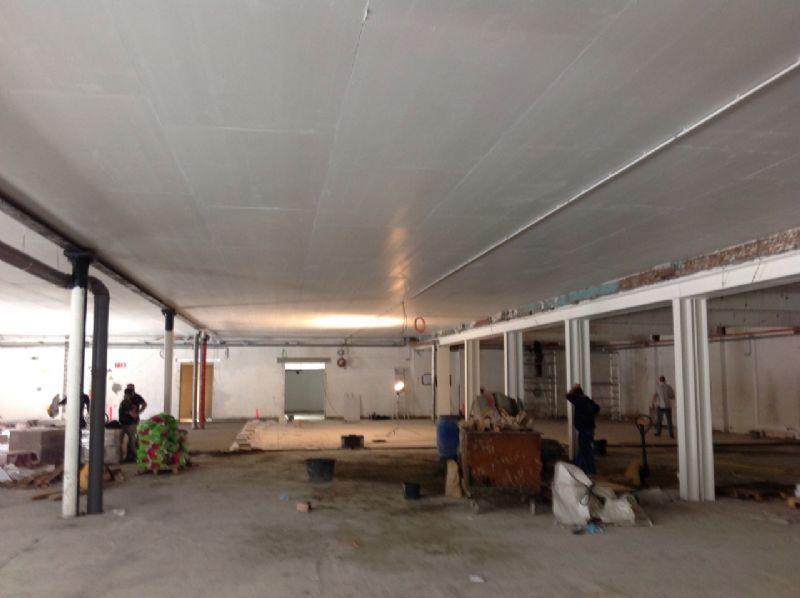 Brandveilig winkelen bij Lidl in Molenbeek dankzij Promat