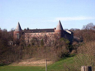 Abdij St.-Benedictusberg.