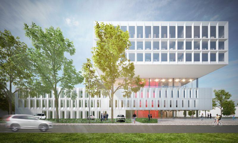 Longread - BIM-modeling in team: Ter Groene Poorte Brugge (Abscis Architecten)