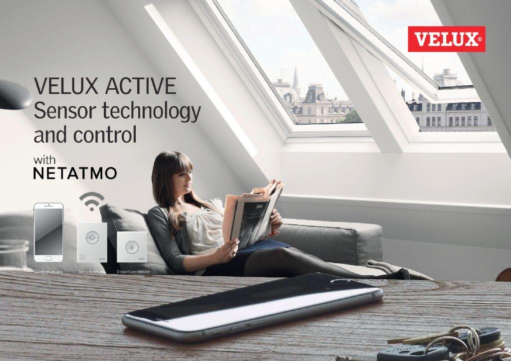 De samenwerking van VELUX en NETATMO werd op de prestigieuze elektronicabeurs in Las Vegas bekroond met twee prijzen