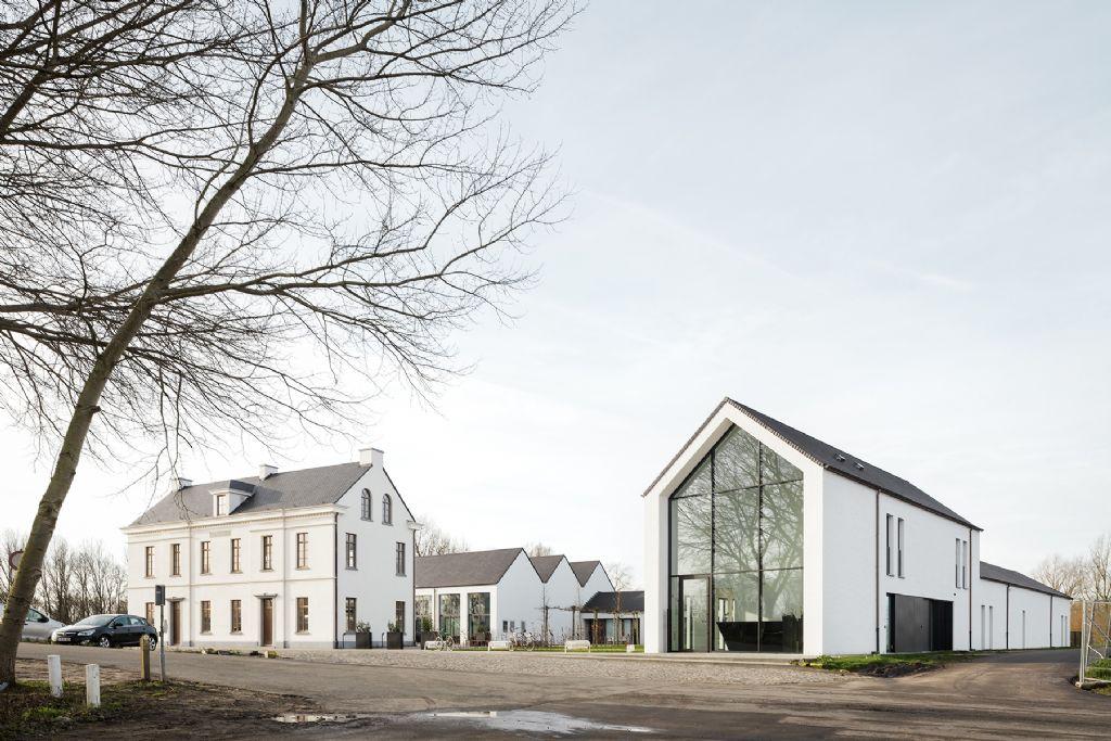 POLO Architects blaast nieuw leven in historische site Koolputten