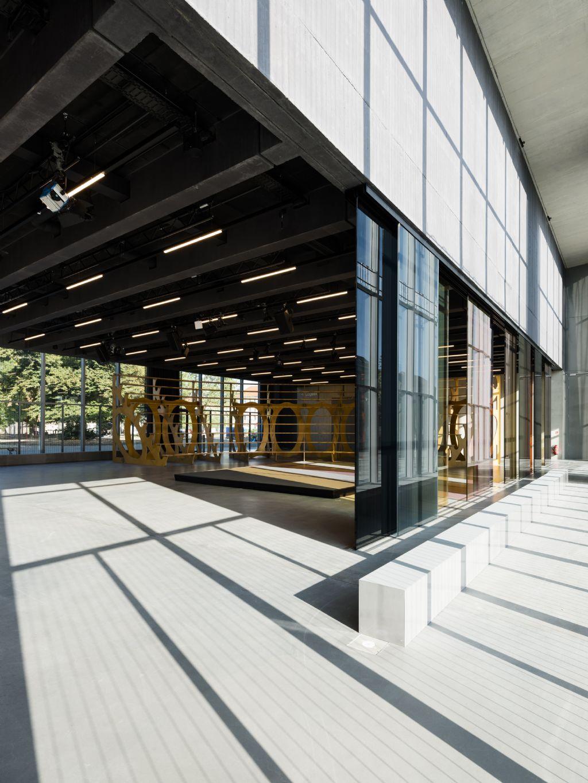 Bauhaus Museum Dessau – Open Stage