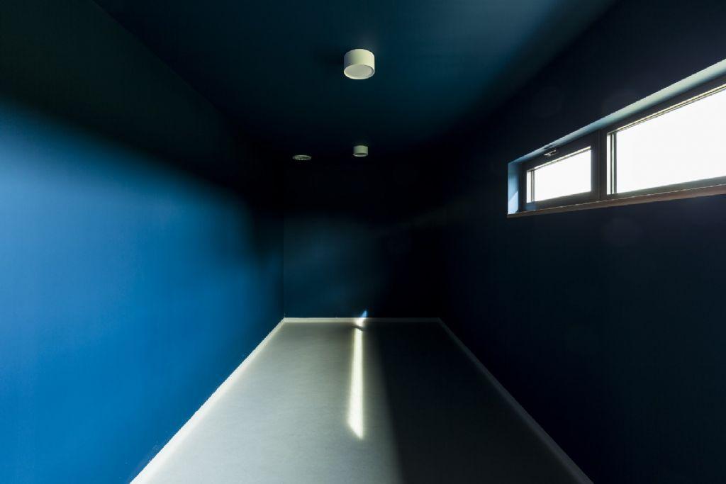 La salle de sieste.