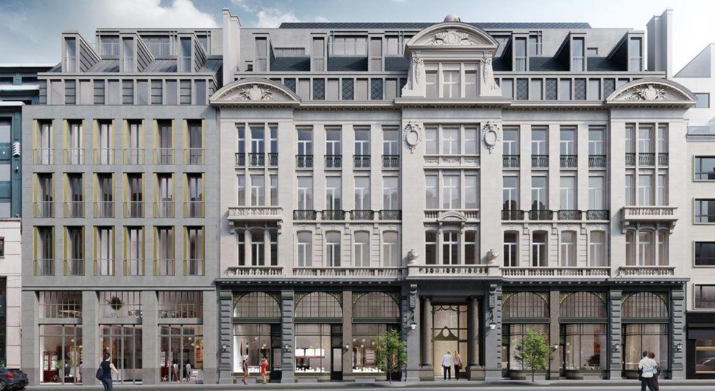 Astoria : prochaine renaissance d'un palace à Bruxelles