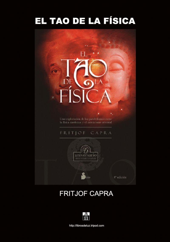 Tao van het fysieke, door Fritjof Capra.