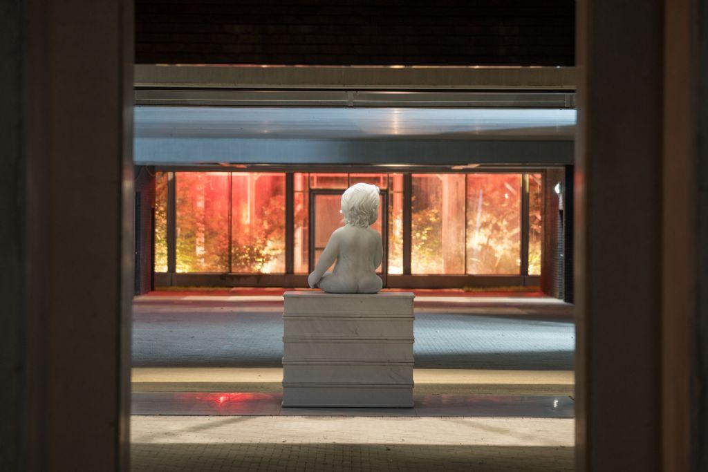 ARTY/ARCHY: Koen Vanmechelen: 'Kunst moet je verleiden om te leven. Architectuur moet verleiden door erin te leven'