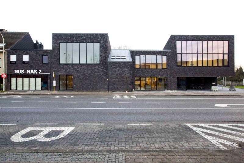 De nieuwe bibliotheek wordt het nieuwe dorpsicoon van Zoersel.