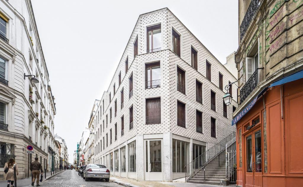 Des logements sociaux architecturalement bien intégrés dans leur environnement