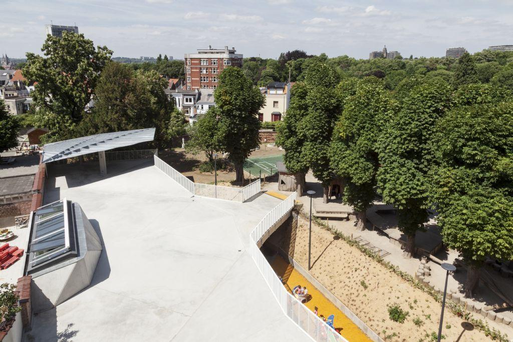 Renovatie, prijs van de vakjury: kinderdagverblijf Robbedoes van ZAmpone architectuur