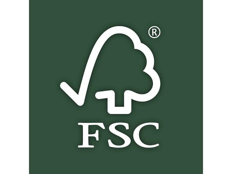Het FSC-label.