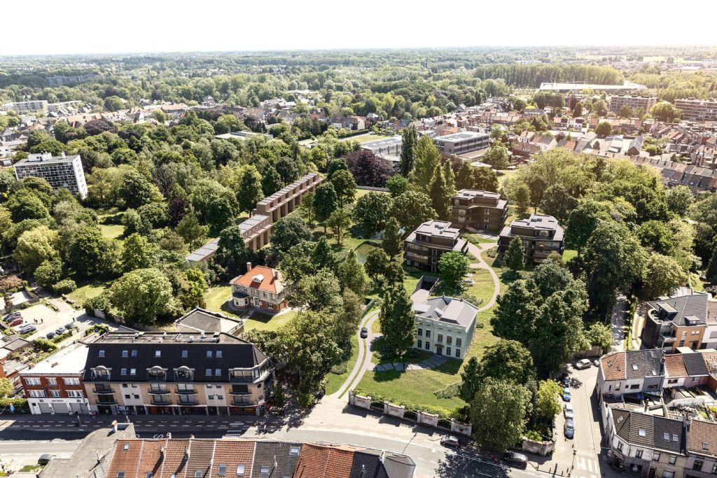 Voormalig kasteel Potuit in Gent wordt nieuw woonproject van GAFPA