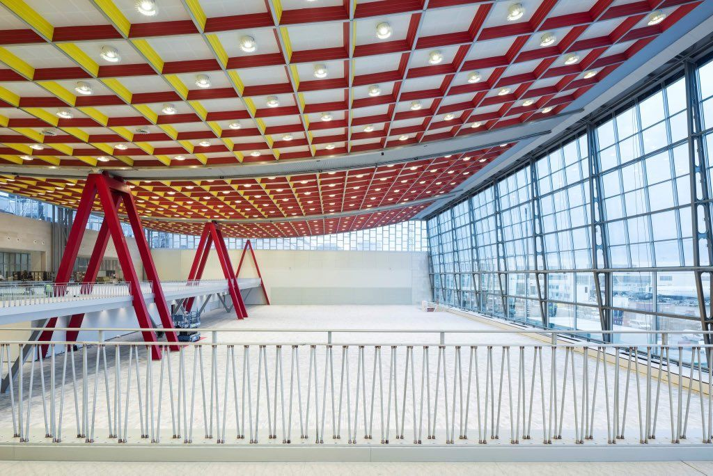 Brussels Airport inaugure son Skyhall totalement rénové