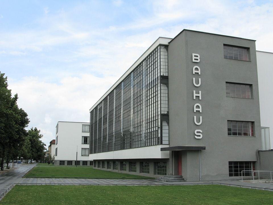 Steen & Been: Bauhaus bis