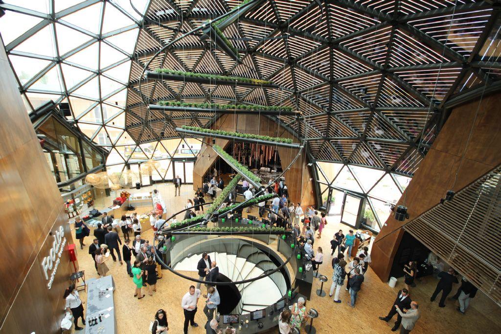 Le pavillon belge de l'Exposition Universelle de Milan sera reconstruit à Namur