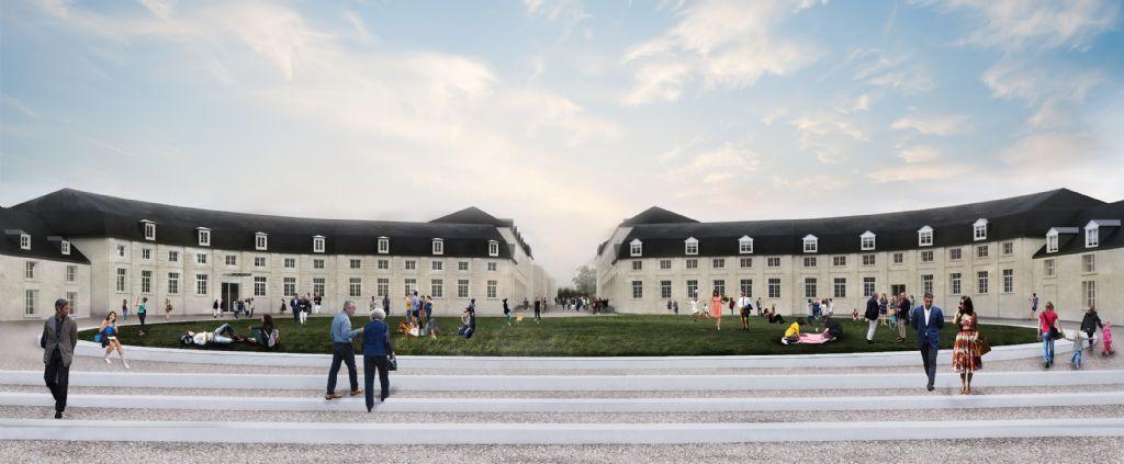 Panquin-site, Tervuren