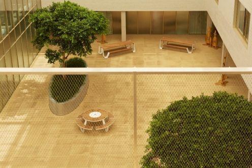 Psychiatrische centrum KUL, Stephane Beel Architects.