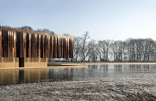 Coussée & Goris architecten, Crematorium Holsbeek