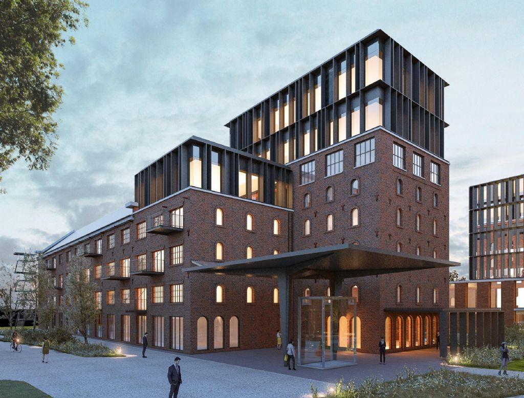 MALT schrijft nieuw Mechels stadsverhaal op site oude mouterij (sculp[IT], Callebaut Architecten, Jaspers-Eyers)