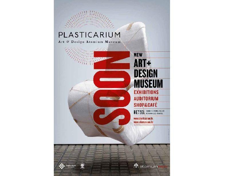 Plasticarium rime avec Atomium