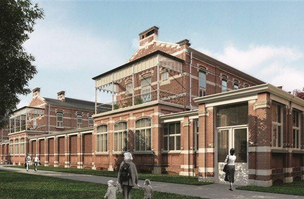 't Groen Kwartier in Antwerpen maakt kans op een Mipim Award voor beste stedelijke renovatie