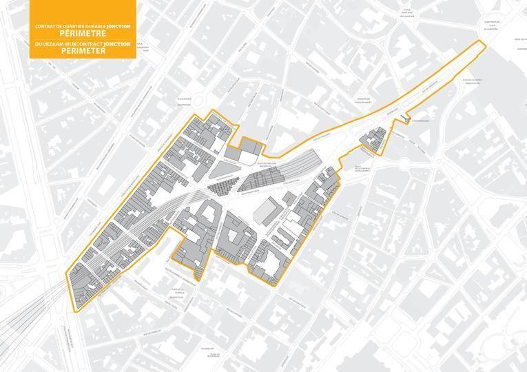 Brussel zoekt team voor uitwerking masterplan DWC Jonction