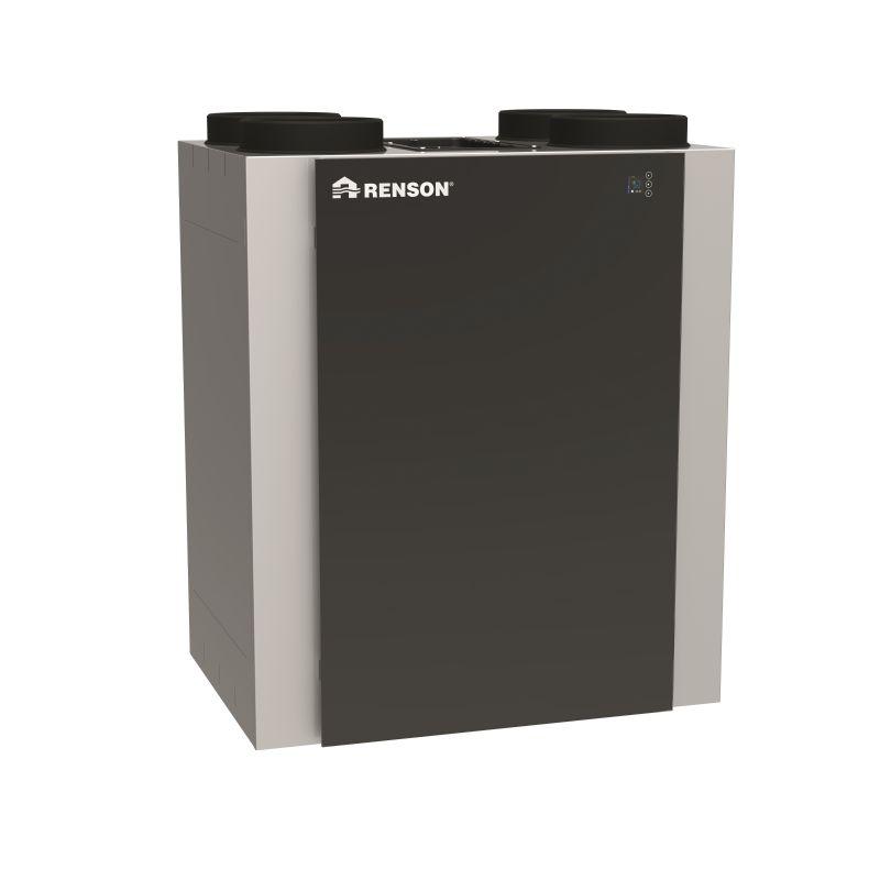 Renson bestuurt ventilatiesystemen met app