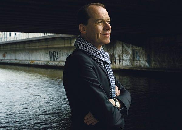 Brussels bouwmeester Kristiaan Borret